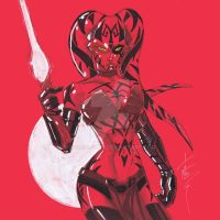 12x12 Darth Talon SLC by Hodges-Art