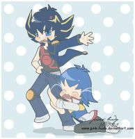 Plz yusei don't go by pink-hudy