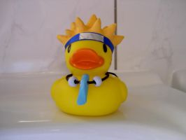 Naruto duck 1 by Pii-wing