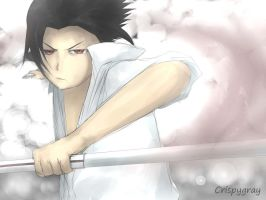 Sasuke- Strike by CrispyGray