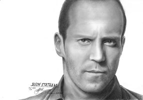 JASON STATHAM by LivieSukma