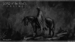 The Black Horseman by KhajiitSawyer