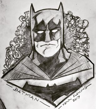 Batman by kennf11