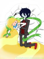 Fionna x Marshall Lee by Live4Adventure