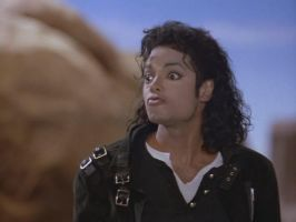 Michael Jackson Funny Face by Prince-of-Pop