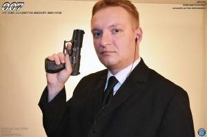 007 Cosplay Stock_2 by Joran-Belar