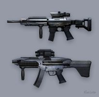 Realistic Guns by Miggs69