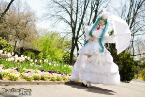 Spring Day Stroll by TheBigTog