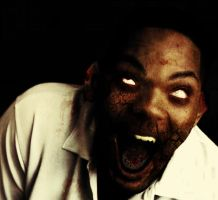 Will Smith Zombie by ShadowMaster29