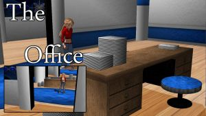 MMD The Office Stage DL by SachiShirakawa