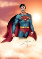 SuperBoy by LASAHIDO
