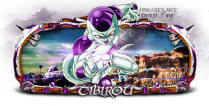 Collab Jee - Freeza by Derp1na