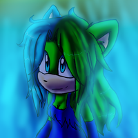 Color practice with Lily by Twilight-Entropy