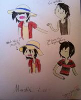 AT- Marshal Lee Sketches by Lady-of-Ratatosk