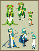 Sonic Boom: future leader and priestess. by Cheroy