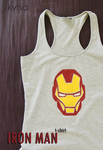 IRON MAN t-shirt by skyna