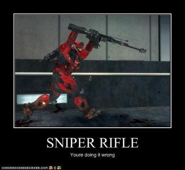 Sniper Rifle Failure by iNeedNoUsername4This