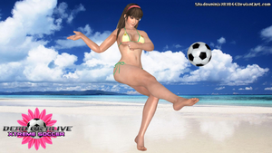 DOA Xtreme Soccer - Playtime Vacation 10 by Shadowninja787844