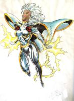Storm : X-Men by MadCaDDy85