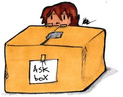 Ask Box Is Open! by E-uphrates