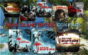 Dead Island Riptide Icon Pack by Kalca