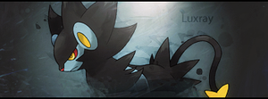Luxray Signature by KirkButler