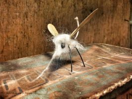 Assemblage: Ghost Bug by bugatha1