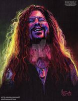 Dimebag Darrell by The-Art-of-Ravenwolf