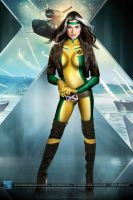 X-Men Legends: Rogue by SilentArmageddon