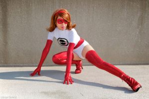 The Incredible Elastigirl by MomoKurumi