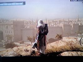 AC: Altair in Damascus by DeathShadow0