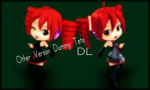 .:DL:.Other Verson Dummy Teto by iinoone