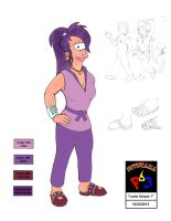 Leela Utopia 1 Purple by Futurepast63
