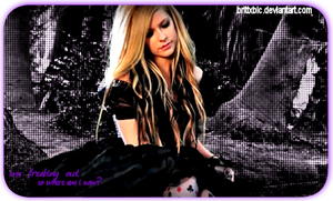Avril Lavigne - Alice Blend by brittXblc
