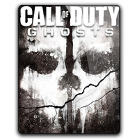 Call of Duty Ghosts Icon2 by dylonji