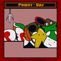 Power-ups by ArchXAngel20