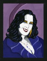 Nagel Girl -- in Paint by Trish2