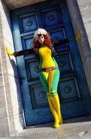 Rogue - X-men by usagiyuu