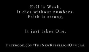 God is Rebellion by breakmyfall412