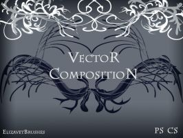 Vector composition by ElizavetBrushes