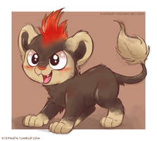Shishiko by StePandy