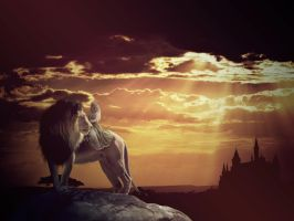 King and Queen by AlyOh