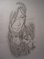 That Butler: Caring by Timelady93
