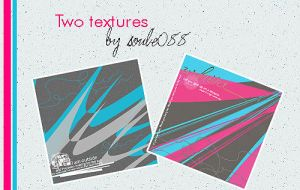 tWO TEXTURES by soule088
