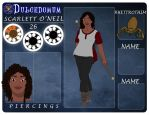 Dulcedomum - Scarlett O'Neil 2.0 by ShadowsAndLight