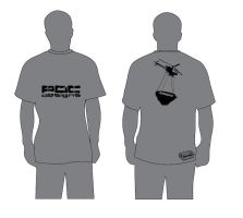 Flying PDCdesigns22 Tshirt by psychodiagnostic