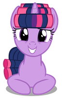 Vector #3 - Twilight Sparkle by DashieSparkle