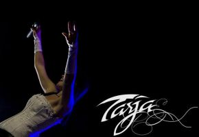 tarja turunen wallpaper 6 by LadyMoondance