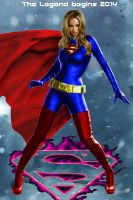 Supergirl by mechinger2000