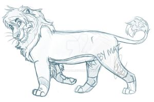 Sketch Example by ArtistMaz